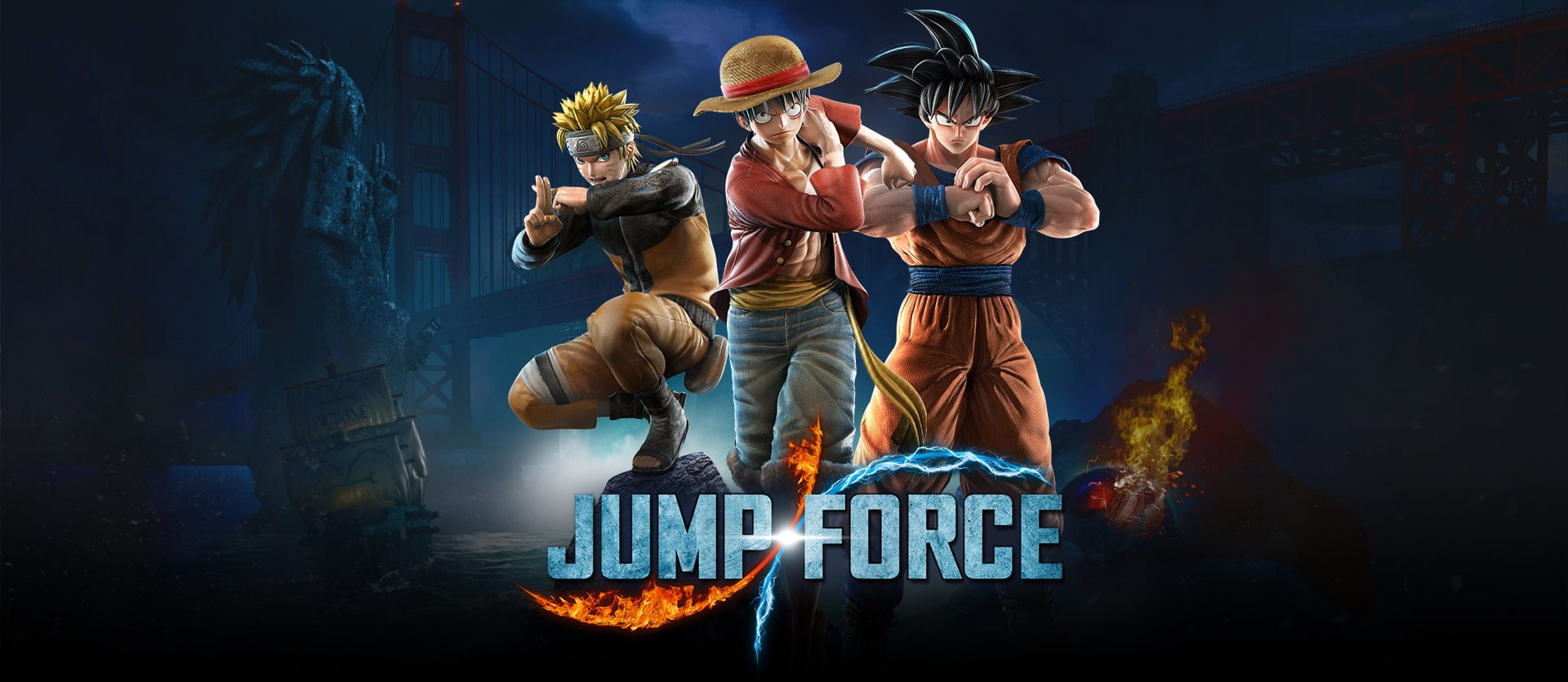 JUMP FORCE PS3 Full Version Free Download · FrontLine Gaming
