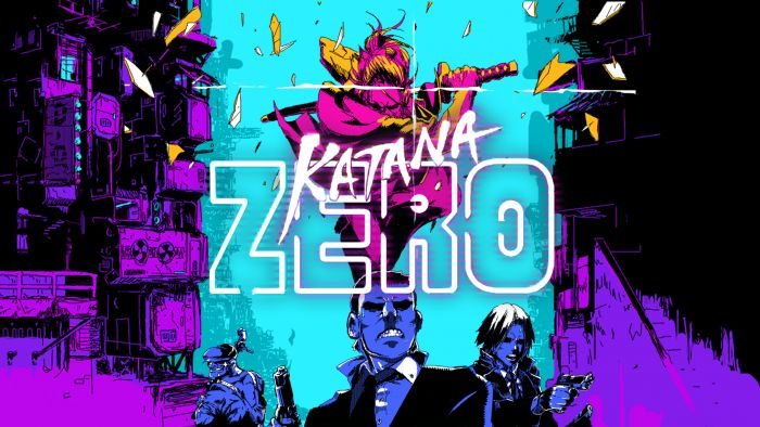 Katana ZERO Full Version Free Download