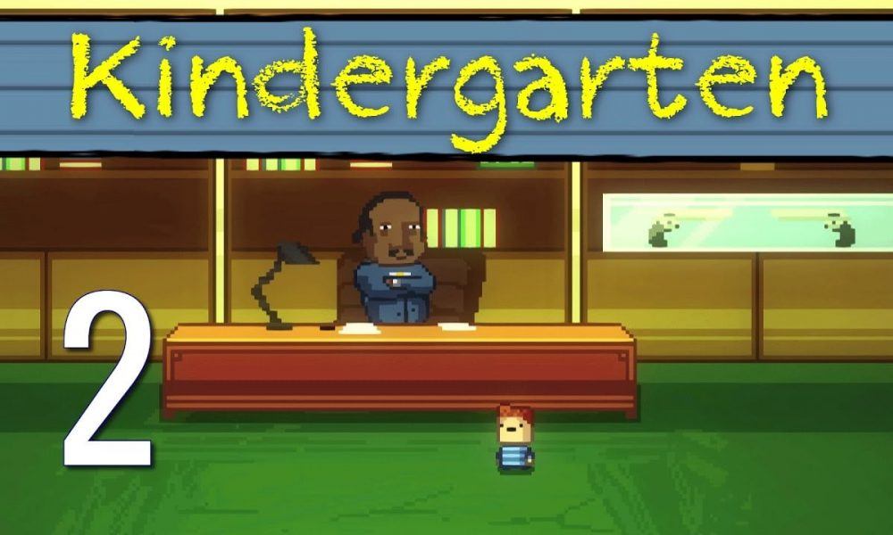 free game kindergarten full version