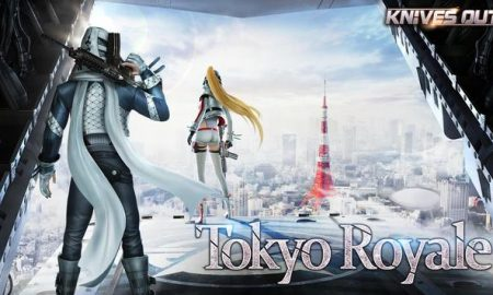 Knives Out Tokyo Royale Android Full Version Free Download
