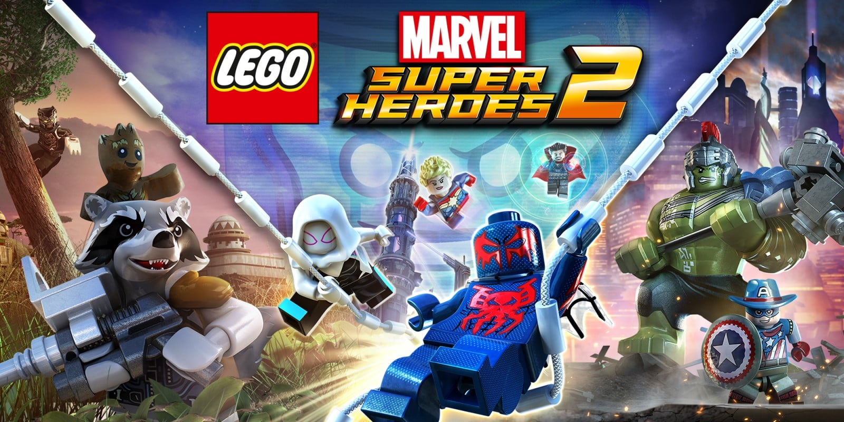 LEGO Marvel Super Heroes 2 Full Version Free Download