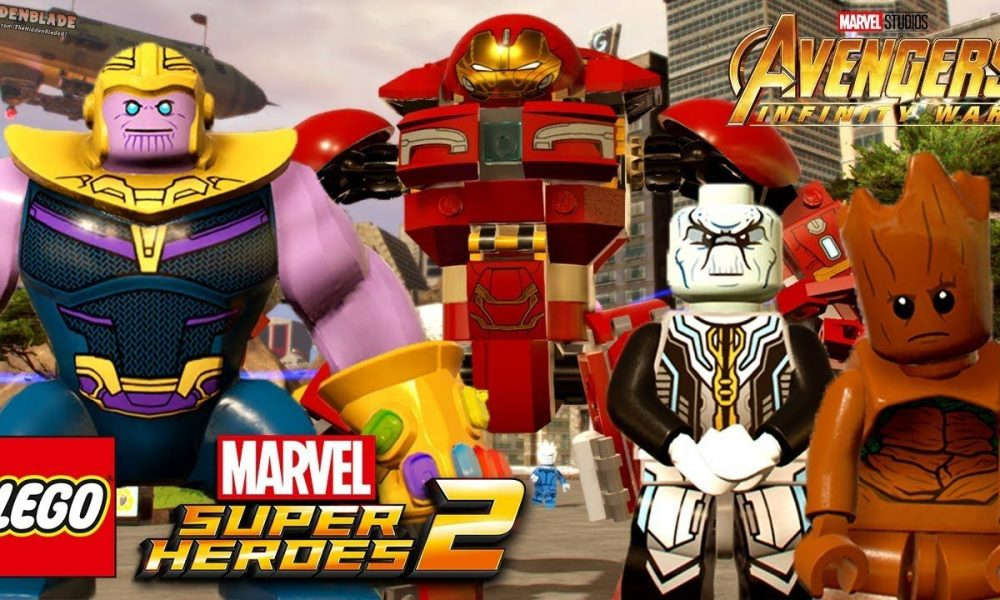 Lego marvel super heroes 2 download free android