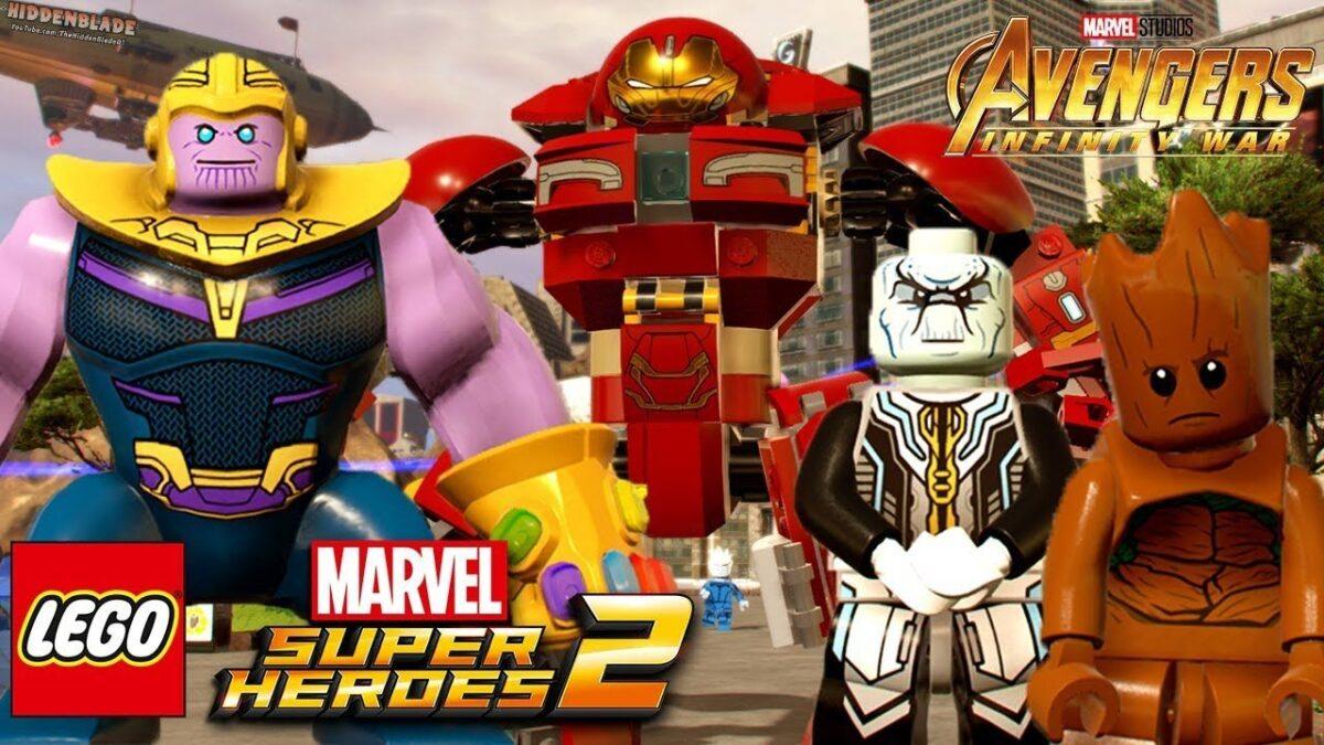 LEGO Marvel Super Heroes 2 Infinity War Full Version Free Download