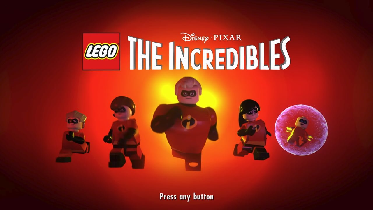 LEGO The Incredibles Full Version Free Download