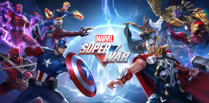 Marvel Super War Android Working Mod Apk Download 2019 Frontline