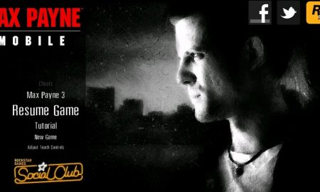 Max Payne Mobile Android Full Version Free Download