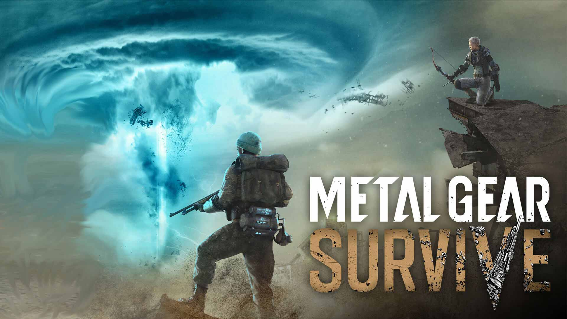 Metal Gear Survive PS4 Full Version Free Download