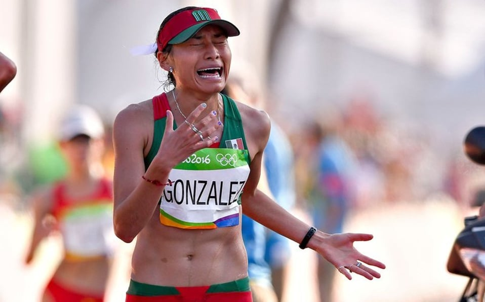 Mexico Olympic walker Gonzalez banned for doping