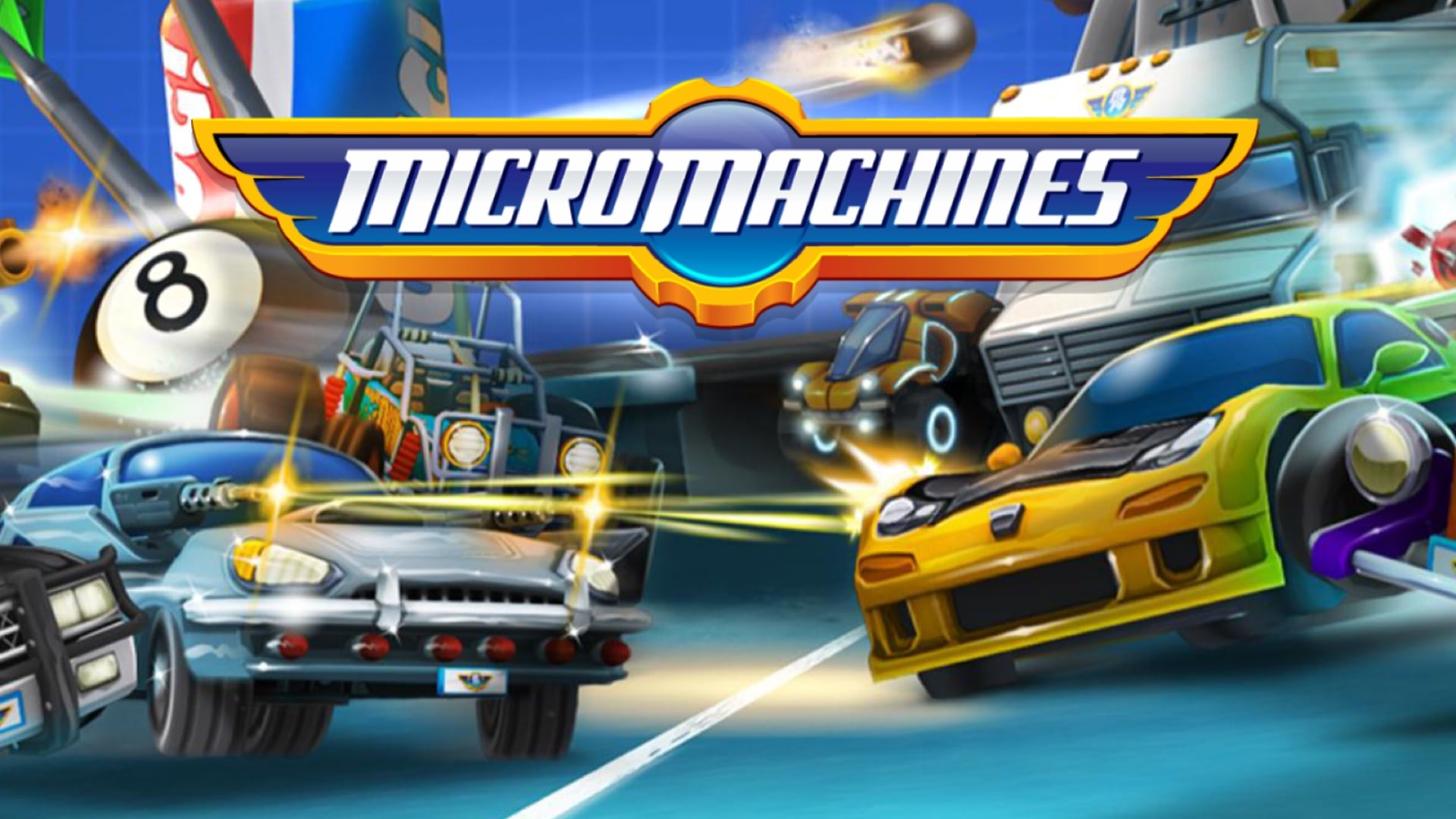 Micro Machines World Series Full Version Free Download