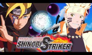 NARUTO TO BORUTO SHINOBI STRIKER Full Version Free Download