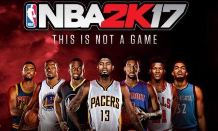 NBA 2K17 Full Version Free Download