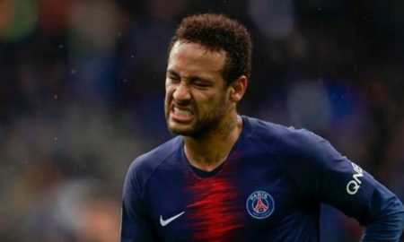 Neymar banned because of punching a fan