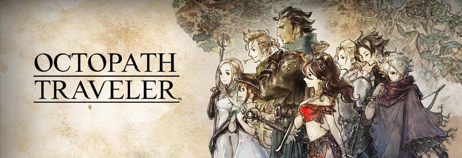 OCTOPATH TRAVELER Release PC Full Version Free Download