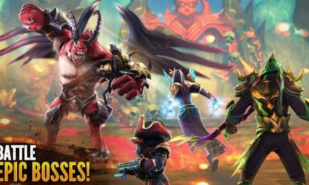 Order & Chaos 2 3D MMO RPG Mobile Android WORKING Mod APK Download 2019