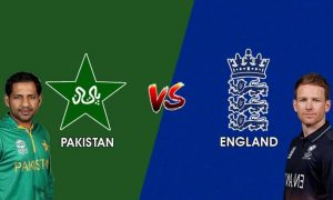 Pakistan Vs England Live Match