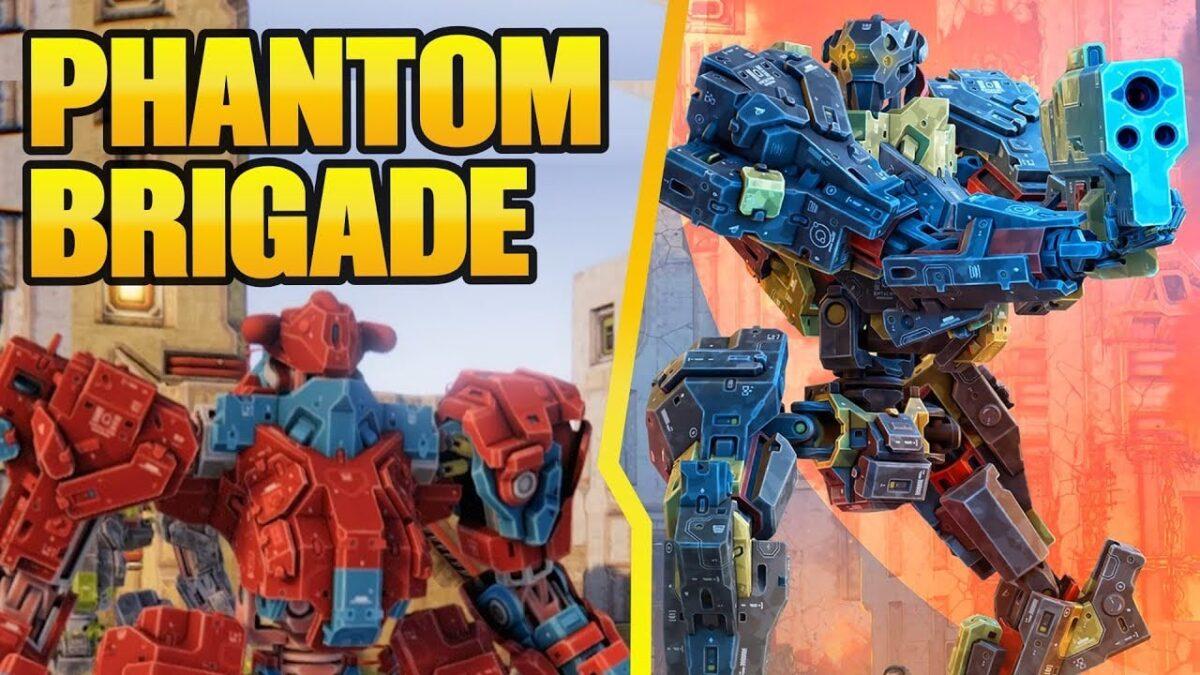 Phantom Brigade Full Version Free Download