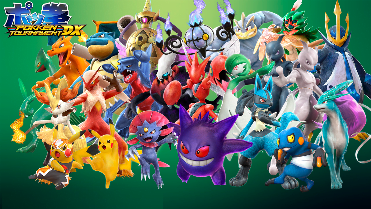 Pokken Tournament Full Version Free Download · FrontLine Gaming