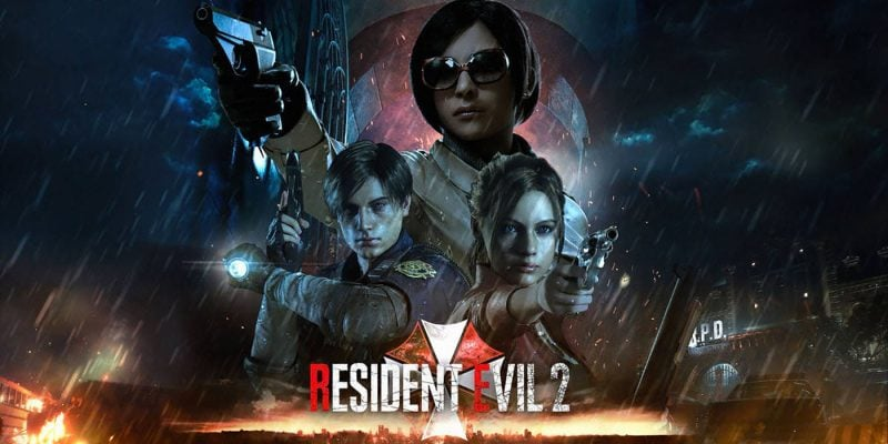 RESIDENT EVIL 2 PC Version Full Free Download