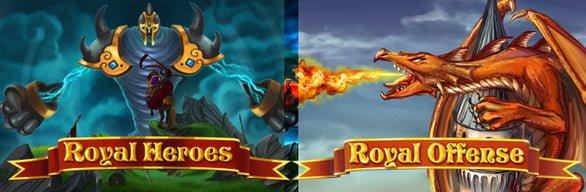 Royal Games Spiele