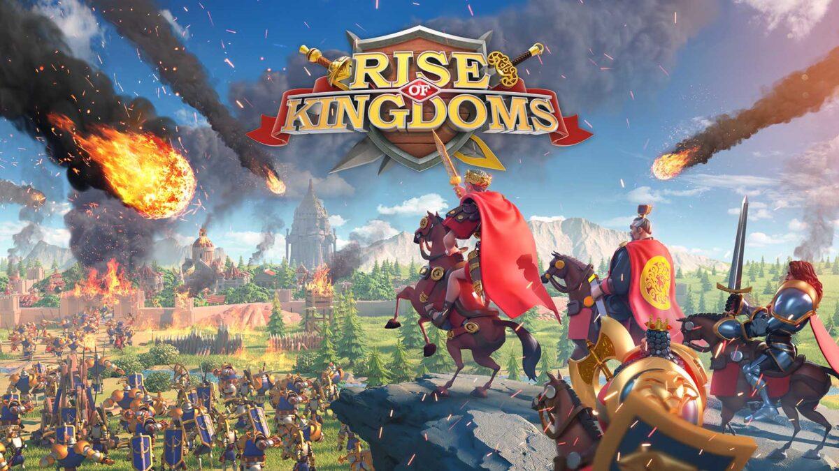 Rise of Kingdoms - выбор миллионов