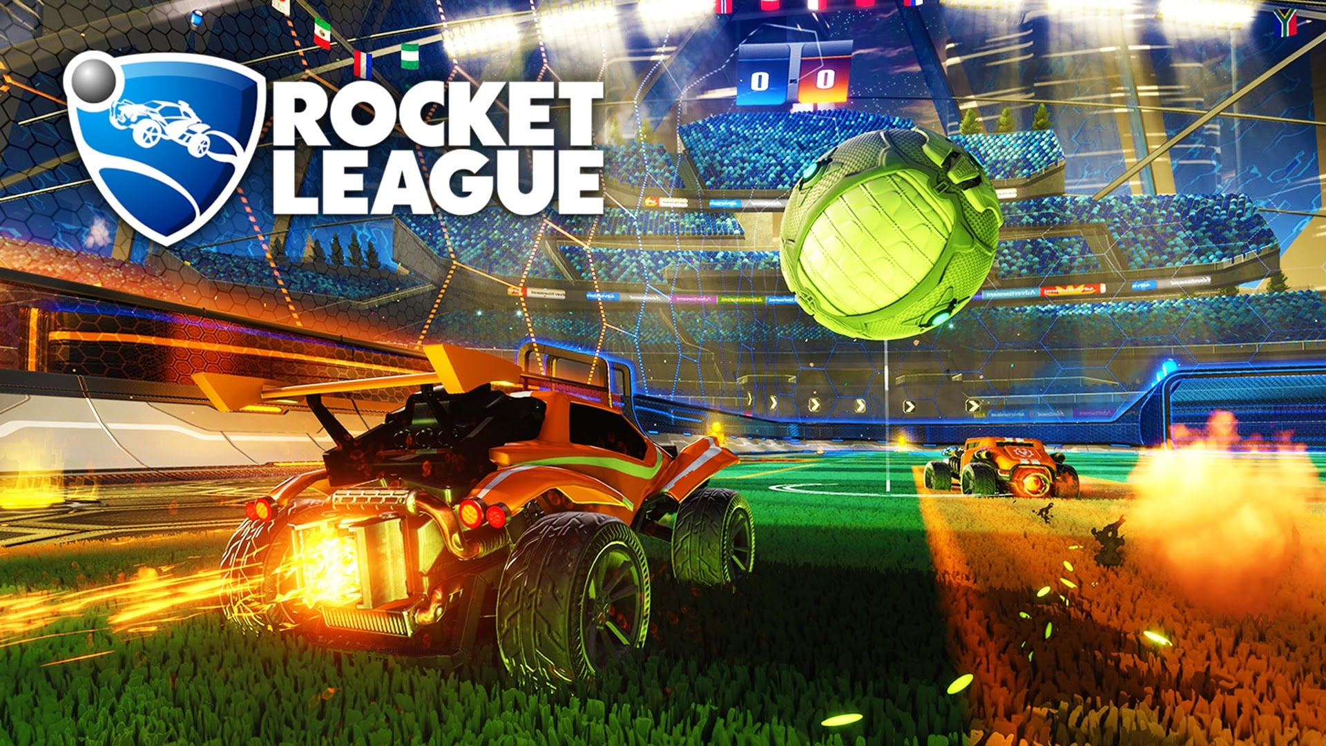 Rocket League Full Version Free Download
