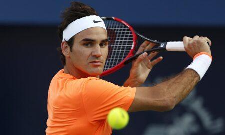 TENNIS Roger Federer