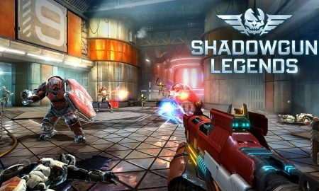 Shadowgun Legends Android WORKING Mod APK Download 2019