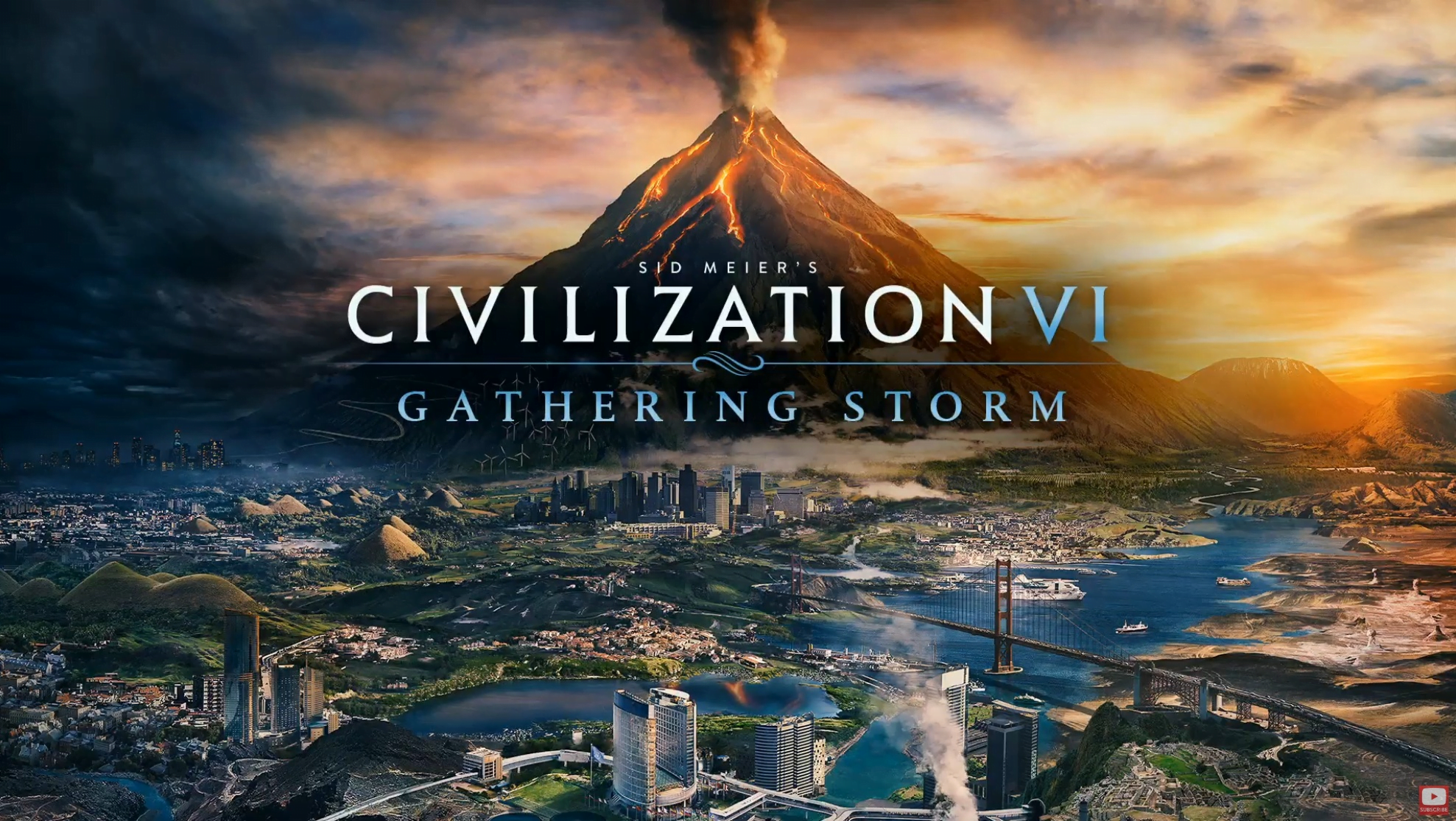 Sid Meier's Civilization VI Gathering Storm Full Version Free