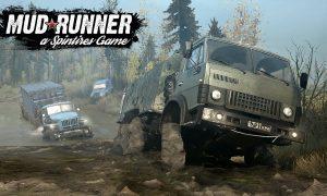 Spintires MudRunner Full Version Free Download