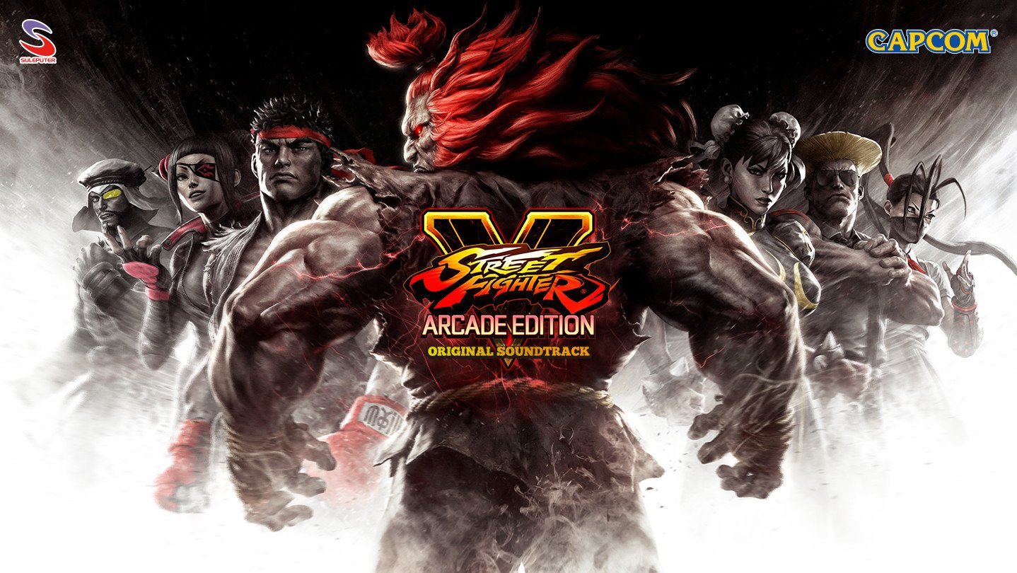 Street Fighter 5 ARCADE EDITION Full Version Free Download