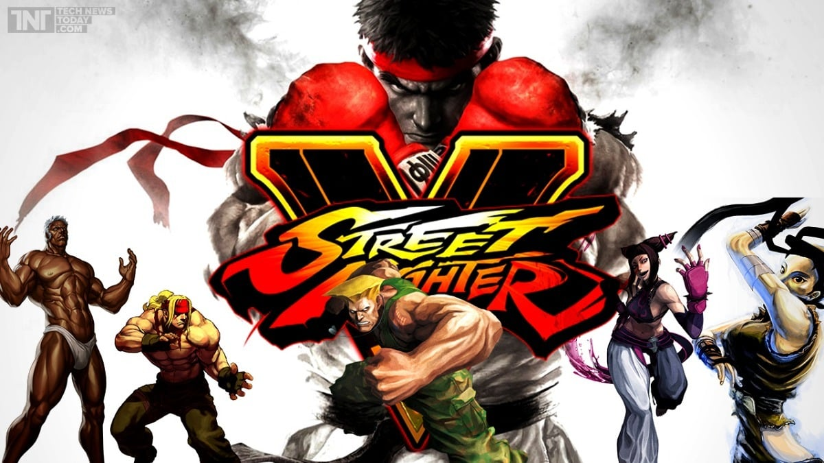 Street Fighter 5 Full Version Free Download · FrontLine Gaming