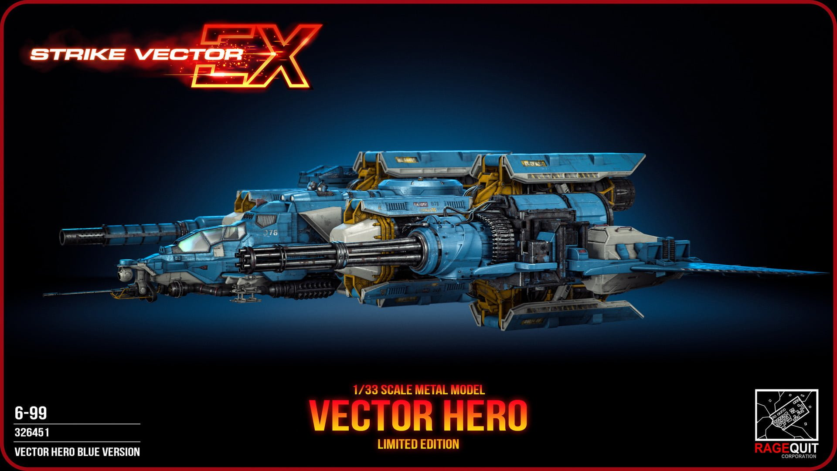 Strike Vector EX Full Version Free Download