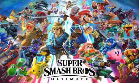 Super Smash Bros Ultimate Nintendo Full Version Free Download