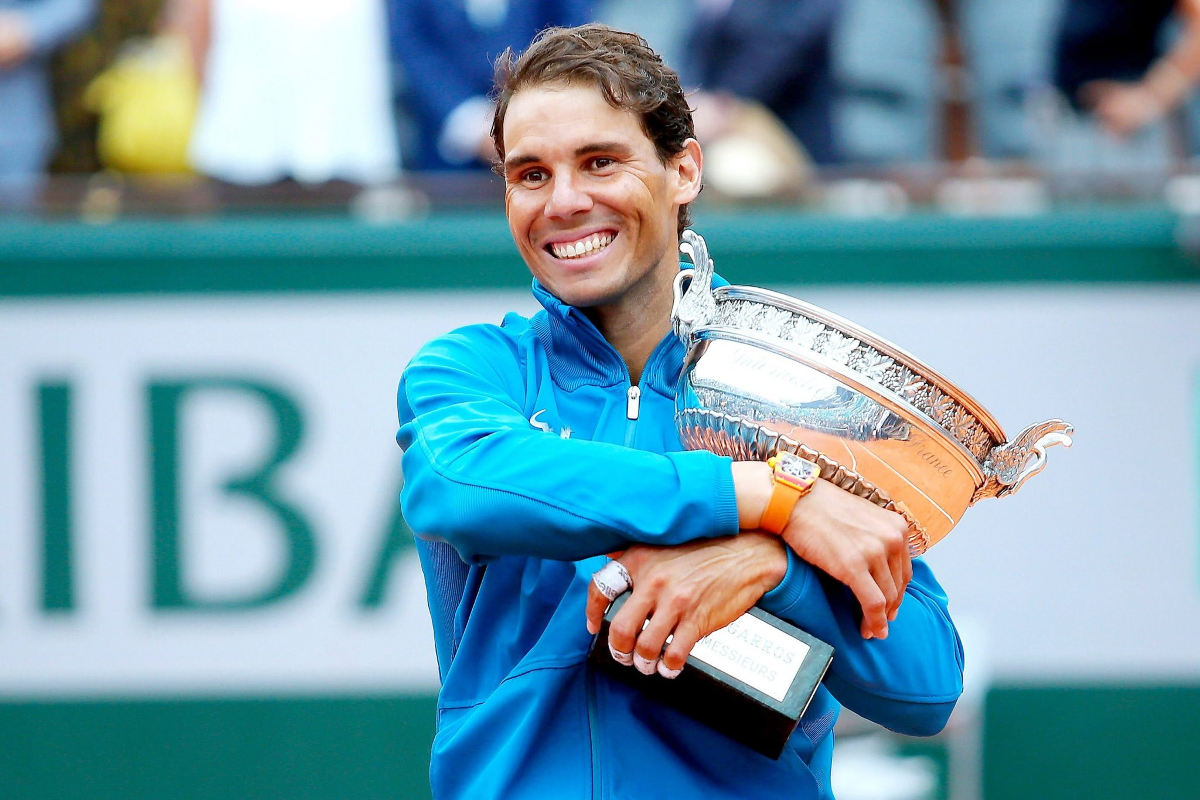 TENNIS Rafael Nadal