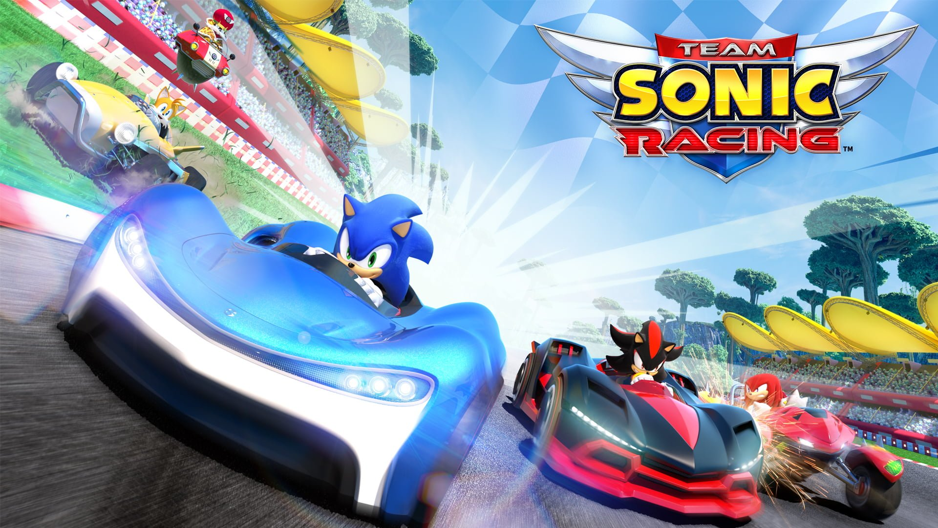 Team Sonic Racing PS4 Full Version Free Download · FrontLine