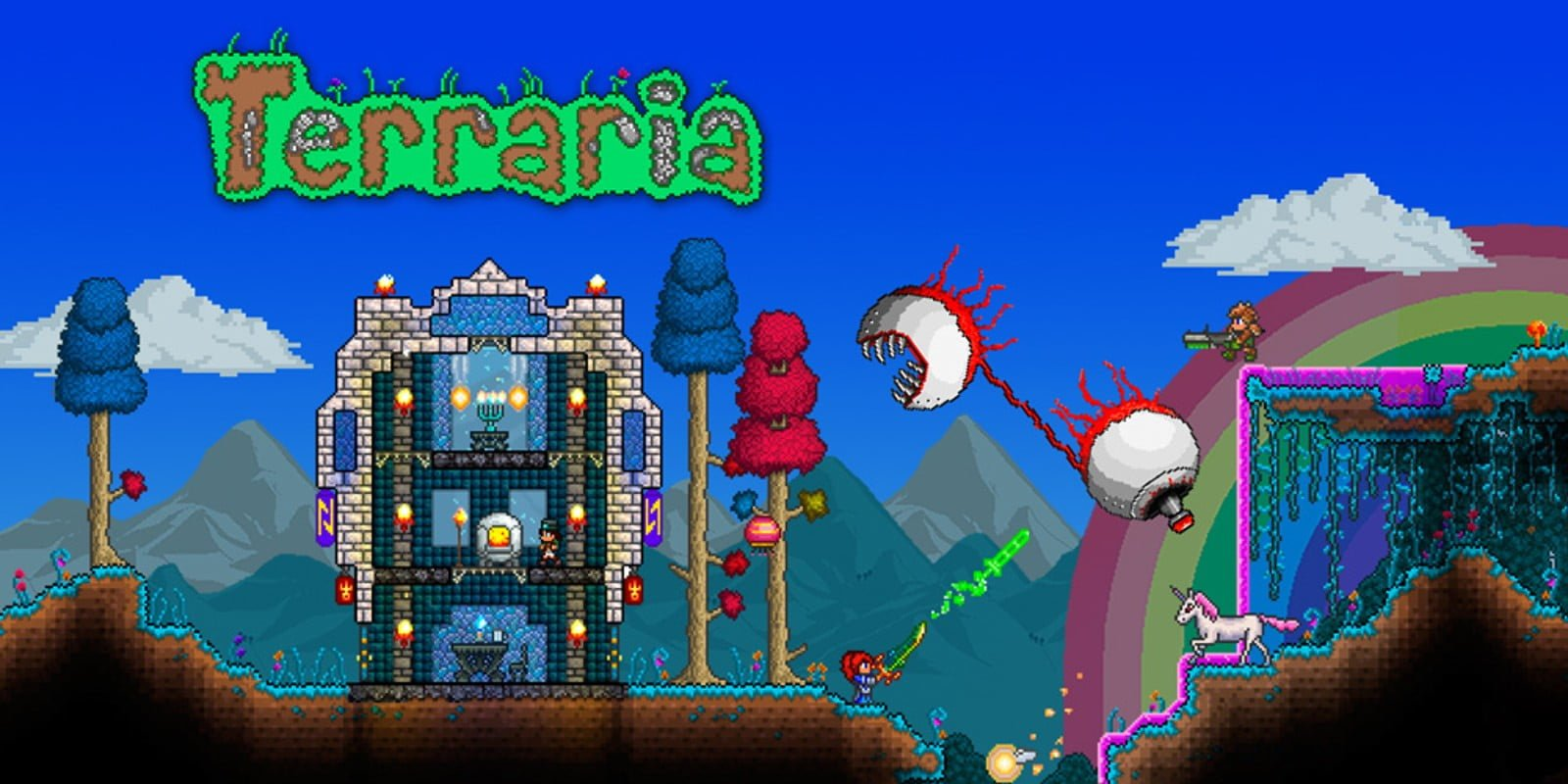 Terraria PS4 Full Version Free Download · FrontLine Gaming