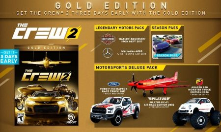 The Crew 2 Gold Edition Full Version Free Download