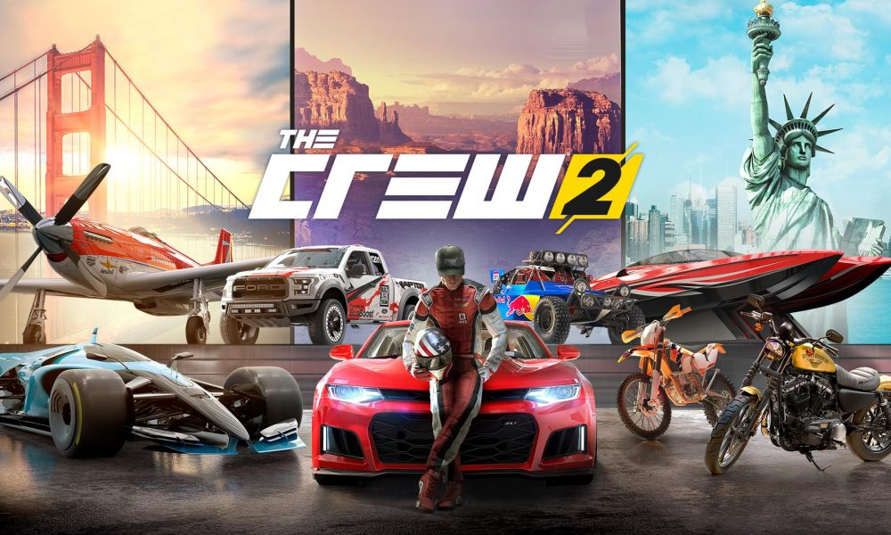 The Crew 2 PS4 Full Version Free Download · FrontLine Gaming