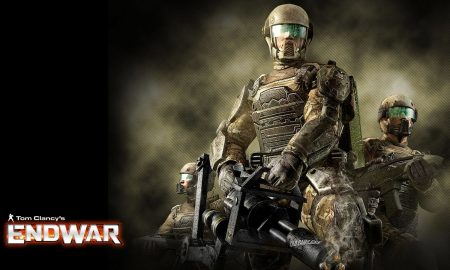 Tom Clancys EndWar Full Version Free Download