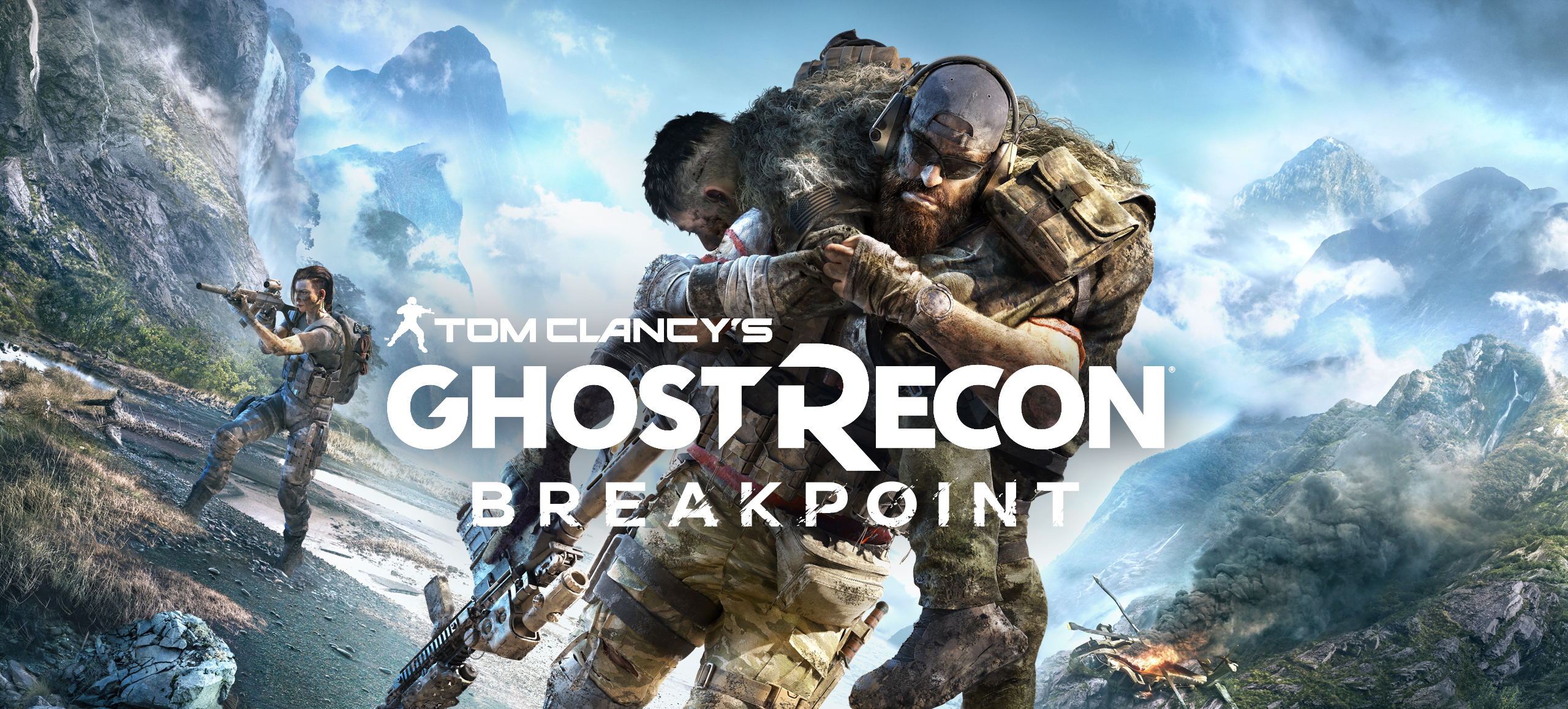 「Ghost Recon: Breakpoint」的圖片搜尋結果