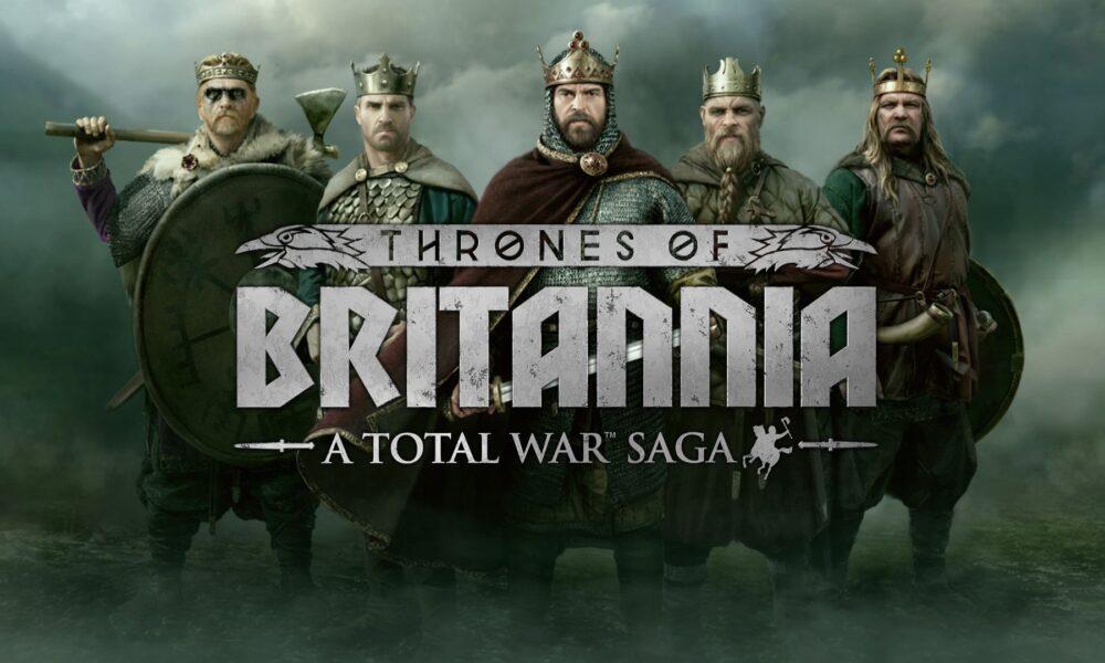 Total War Saga Thrones of Britannia PC Full Version Free Download