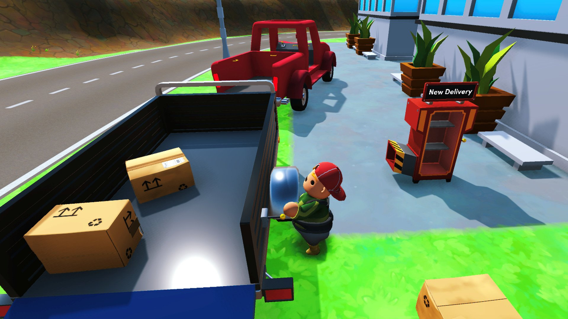 Totally Reliable Delivery Service PS4 Full Version Free Download