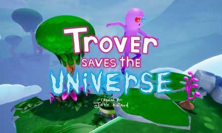 Trover Saves the Universe PS4 Full Version Free Download