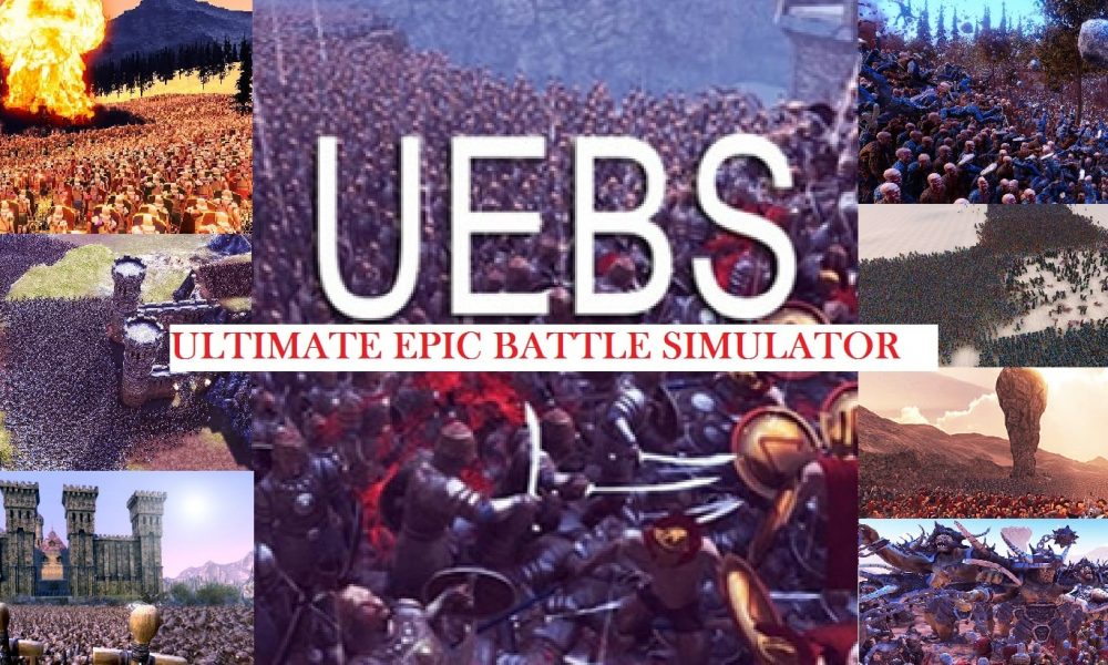 ultimate epic battle simulator free online game