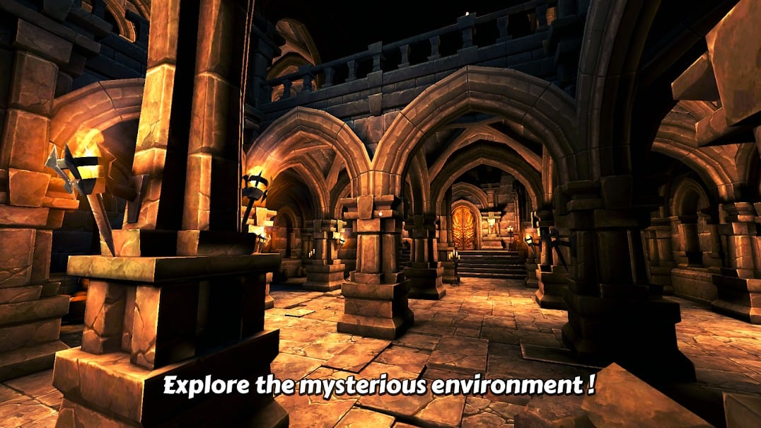 VR Dungeons Adventure Android WORKING Mod APK Download 2019