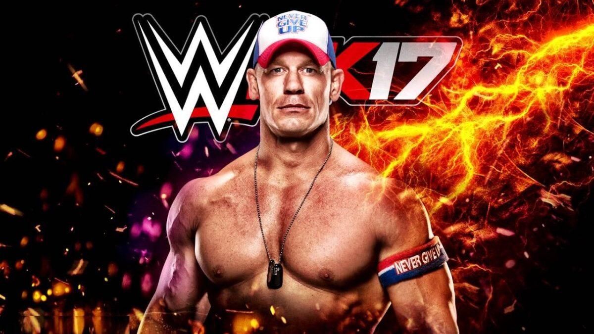 WWE 2K17 Full Version Free Download