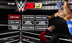 WWE 2K19 Full Version Free Download