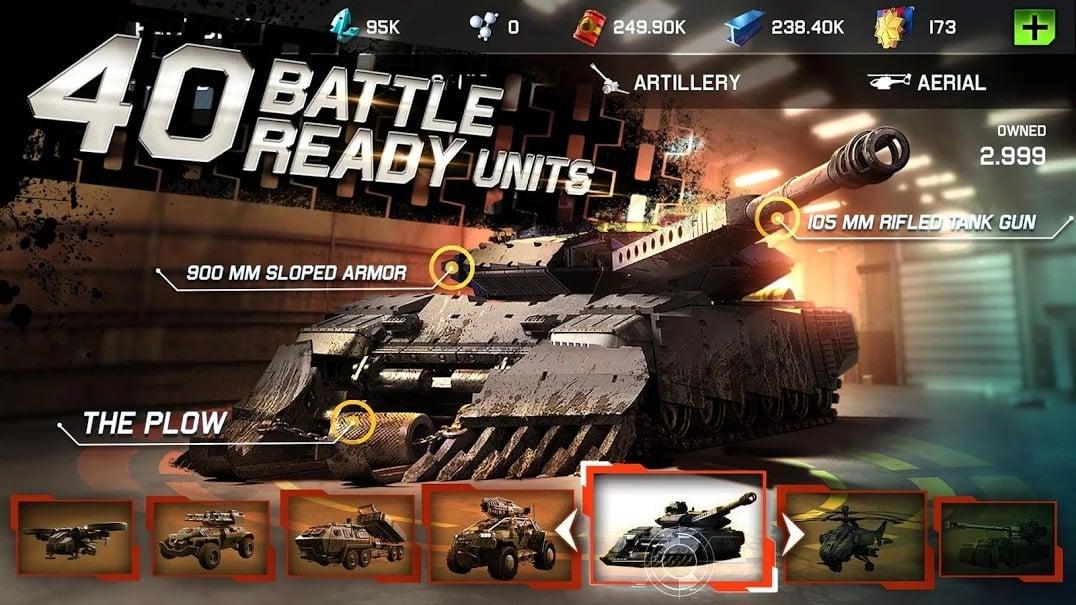 War Planet Online Global Conquest iOS RUNNING Mod Download 2019
