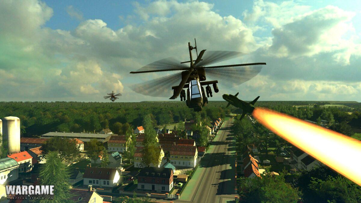 Wargame European Escalation Xbox One Full Version Free Download