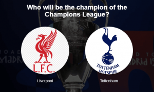 Who will be the champion of the Champions League